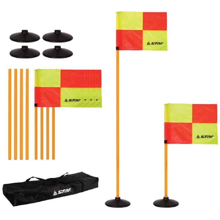 足球角旗(橡胶底式)