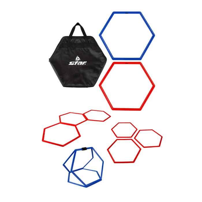 六角型多功能训练圈