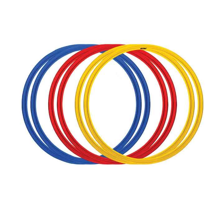 扁圈体能环
